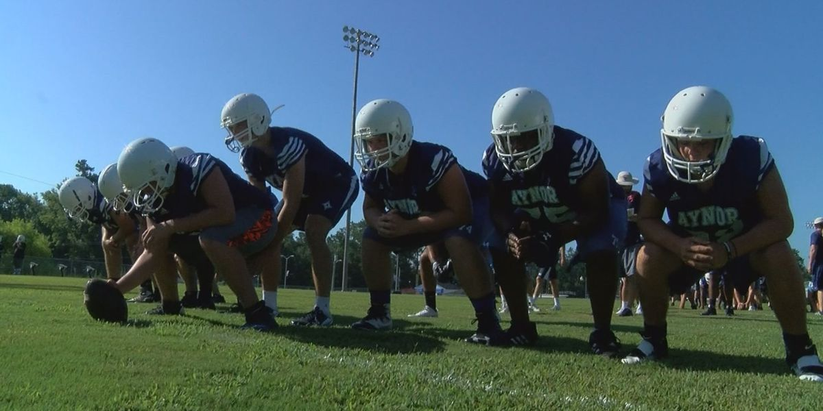 Aynor Blue Jackets Pigskin Preview