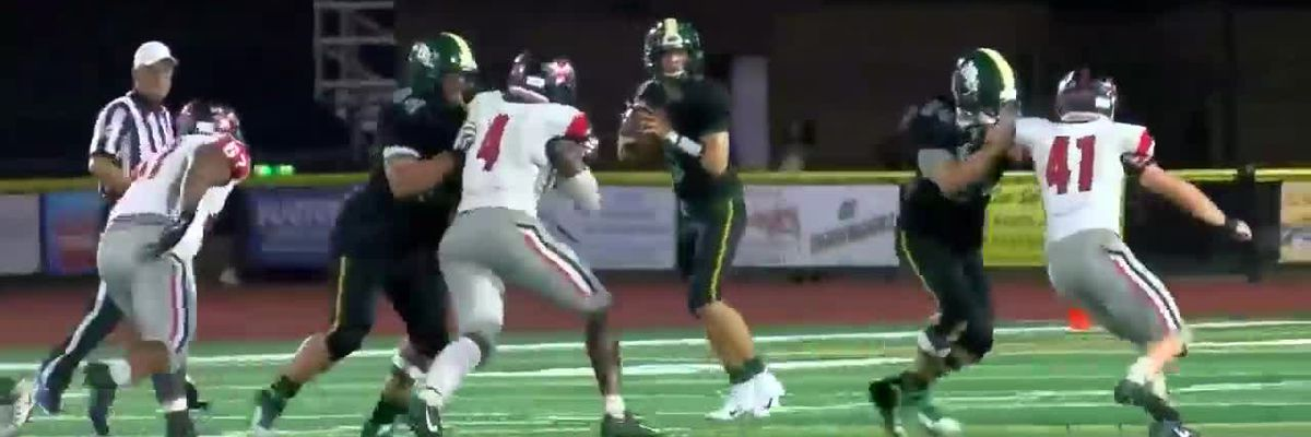 Myrtle Beach WR named Primetime Performer for three-touchdown game
