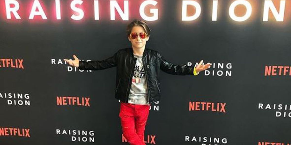 Elementary school student from Wilmington lands role on new Netflix show