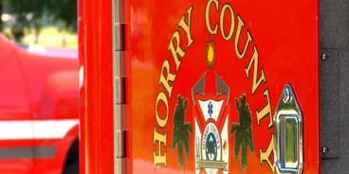 Horry County Fire Rescue welcomes $5 million worth of new vehicles