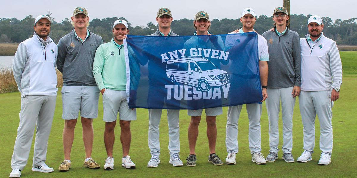 CCU men's golf takes team title at Any Given Tuesday Intercollegiate