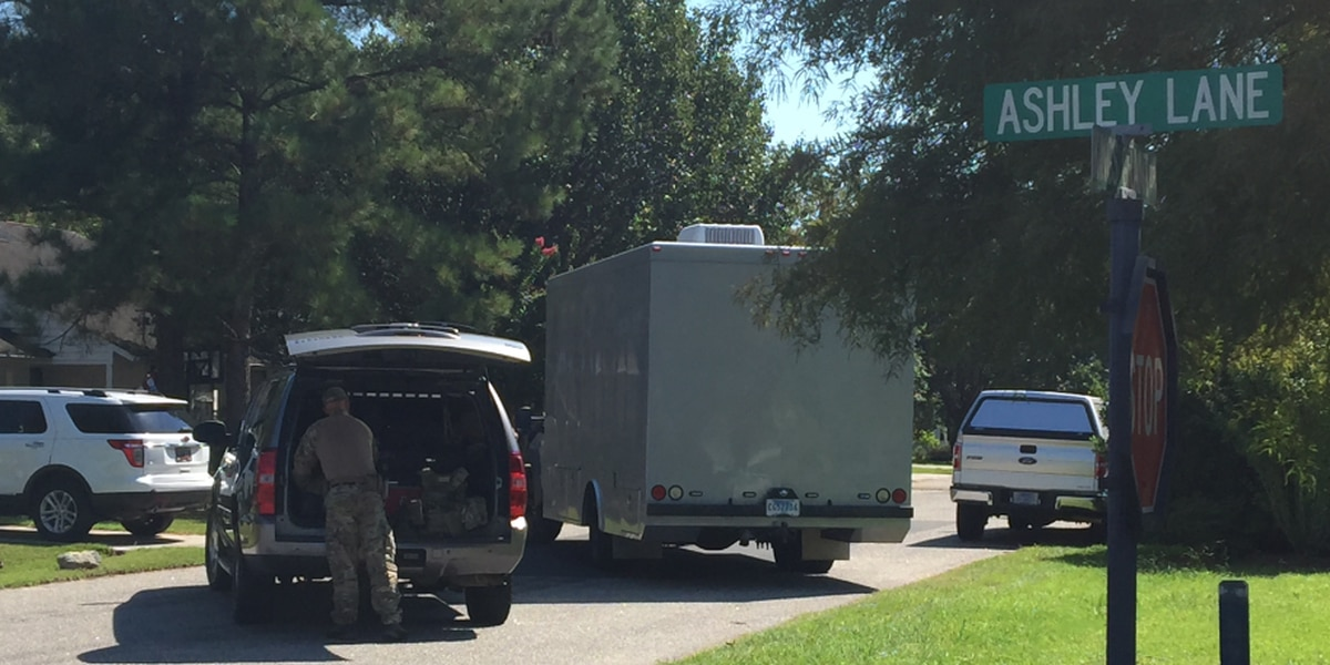 Horry County police arrest man following brief standoff in Murrells Inlet