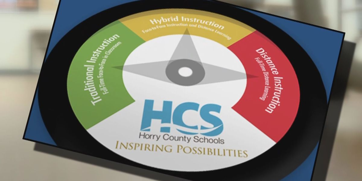 Horry County parents at odds over school district's hybrid learning decision