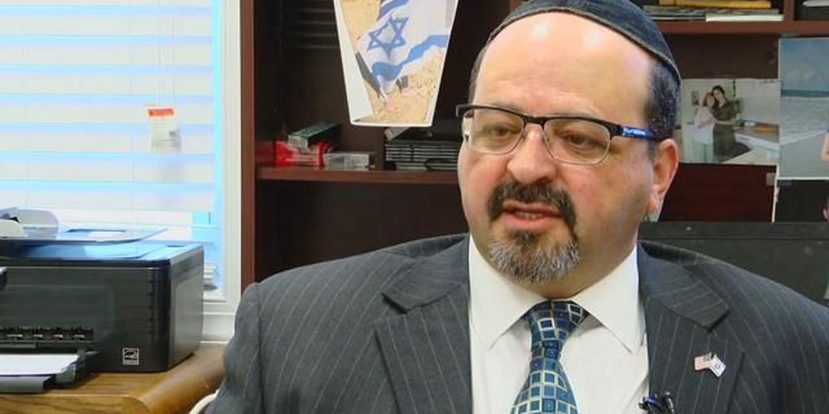 'We never had an incident like that:' Myrtle Beach rabbi talks alleged threat made on synagogue