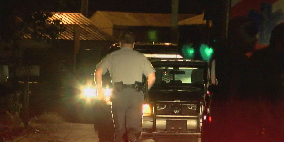 Neighbors respond to overnight shooting sending two people to the hospital