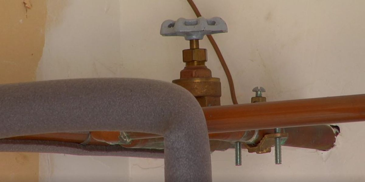 Preparing your pipes and house before winter temperatures