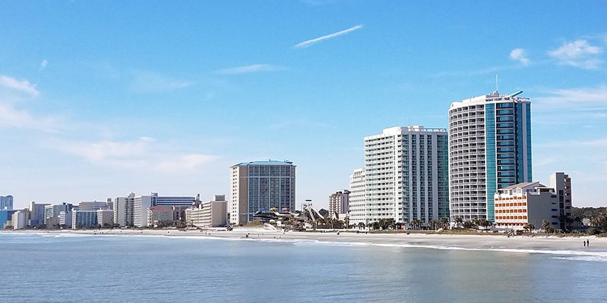 Myrtle Beach chosen as one of 'America's 100 Best Places to Retire'