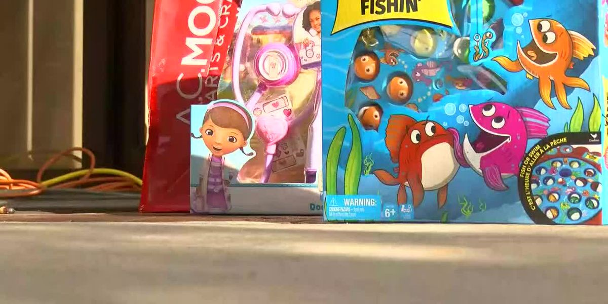 Holiday toy drive kicks off in Florence