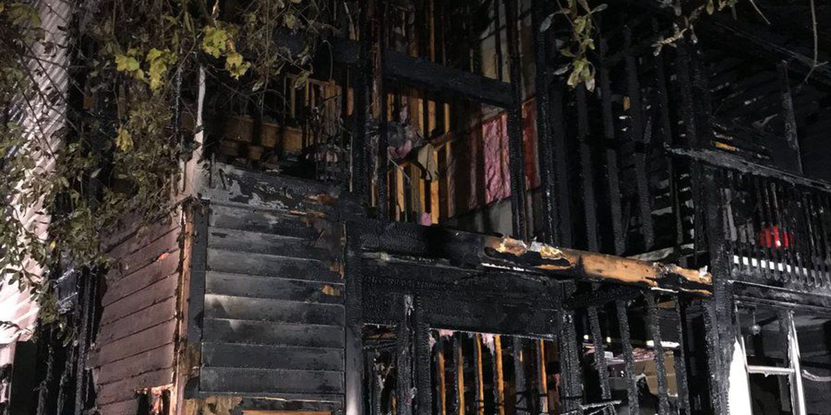 Apartment fire in Horry County damages multiple units, Red Cross assisting 15 people