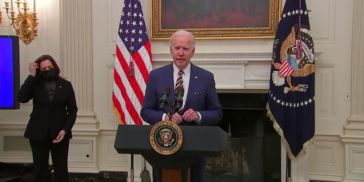 Biden plans to sign order for gov't to buy more US goods