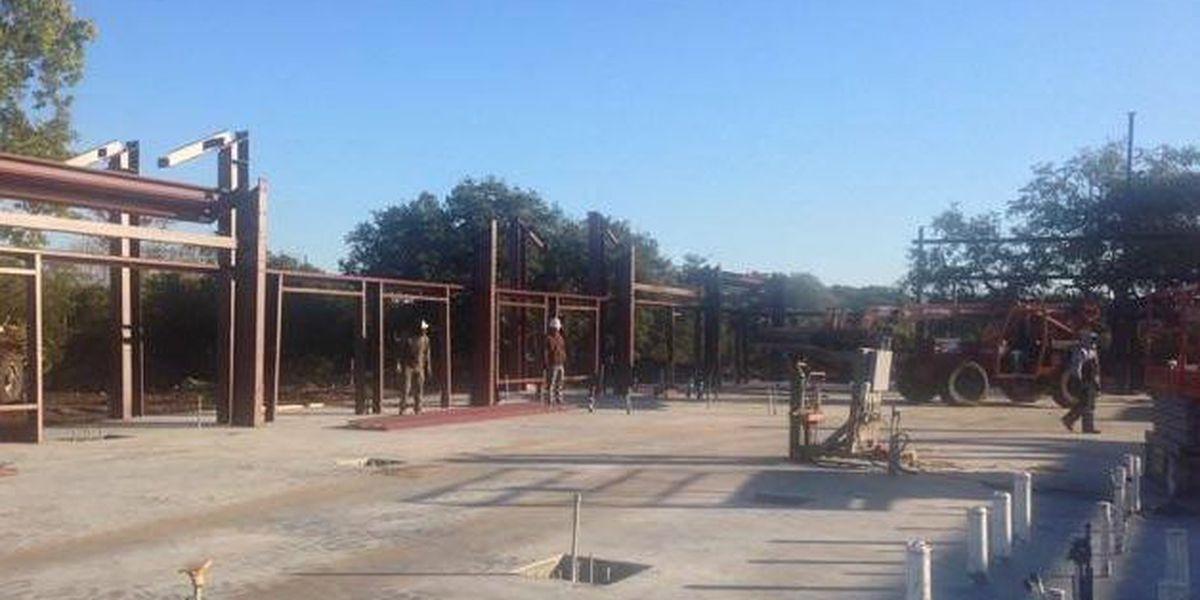 Duplin Winery begins construction in North Myrtle Beach