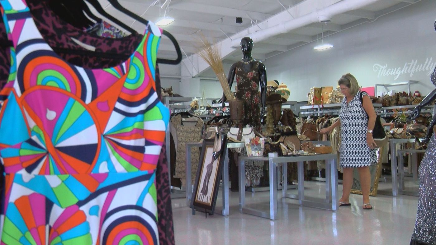 Deal Diva Goodwill Opens A New Boutique That Offers Designer Fashion At Affordable Prices