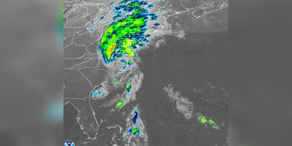 Tropical Storm Isaias drives wild inland weather up East Coast