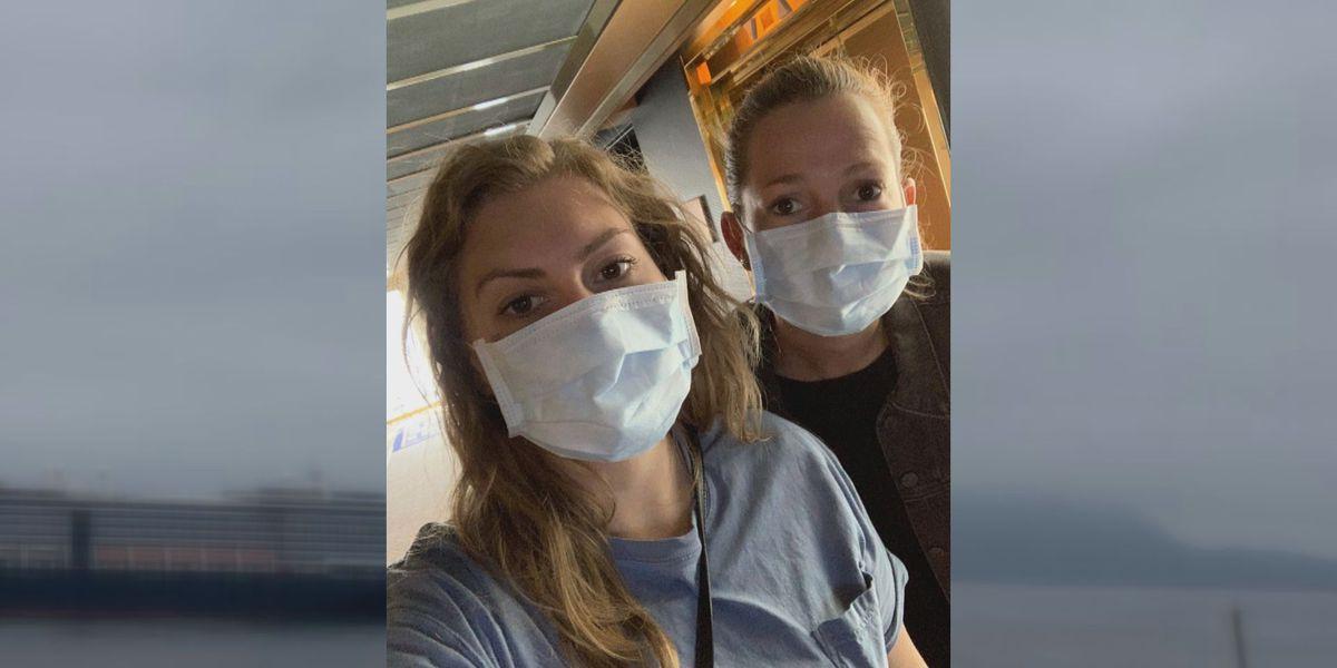 Woman from Myrtle Beach area stuck on cruise ship due to coronavirus