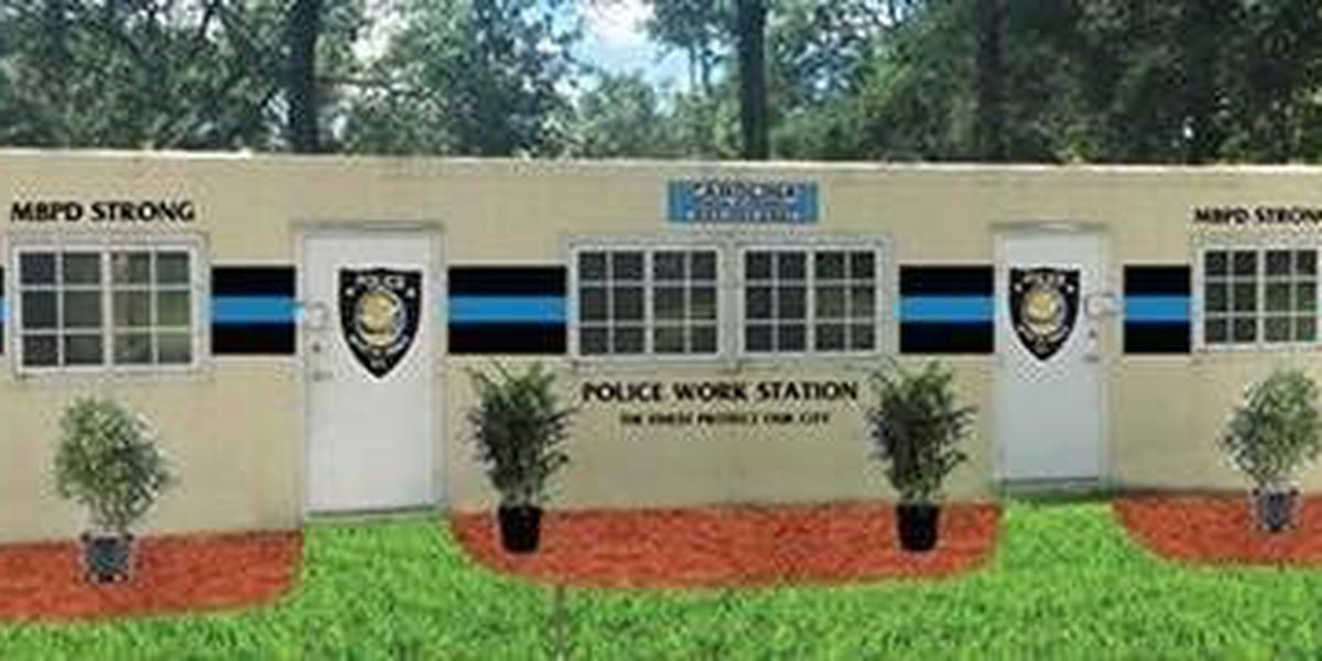 Myrtle Beach police station to be added to Ocean Boulevard