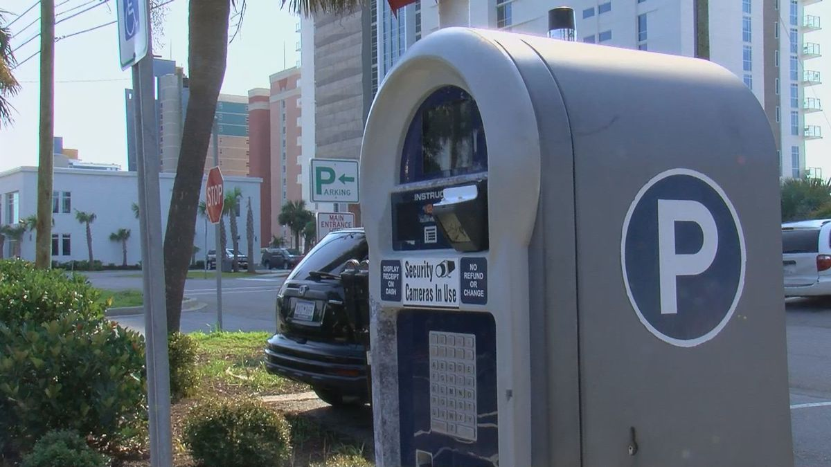 It's Your Money: Parking costs, revenue across the Grand Strand