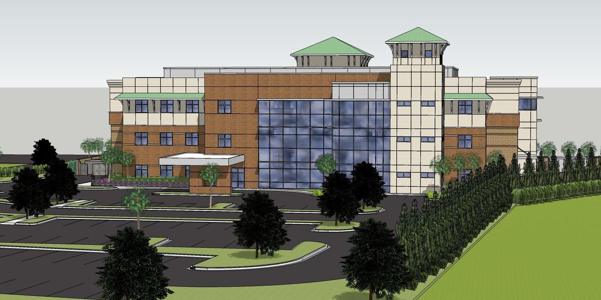 Three-story, $44 million Tidelands Health facility coming to Market Common