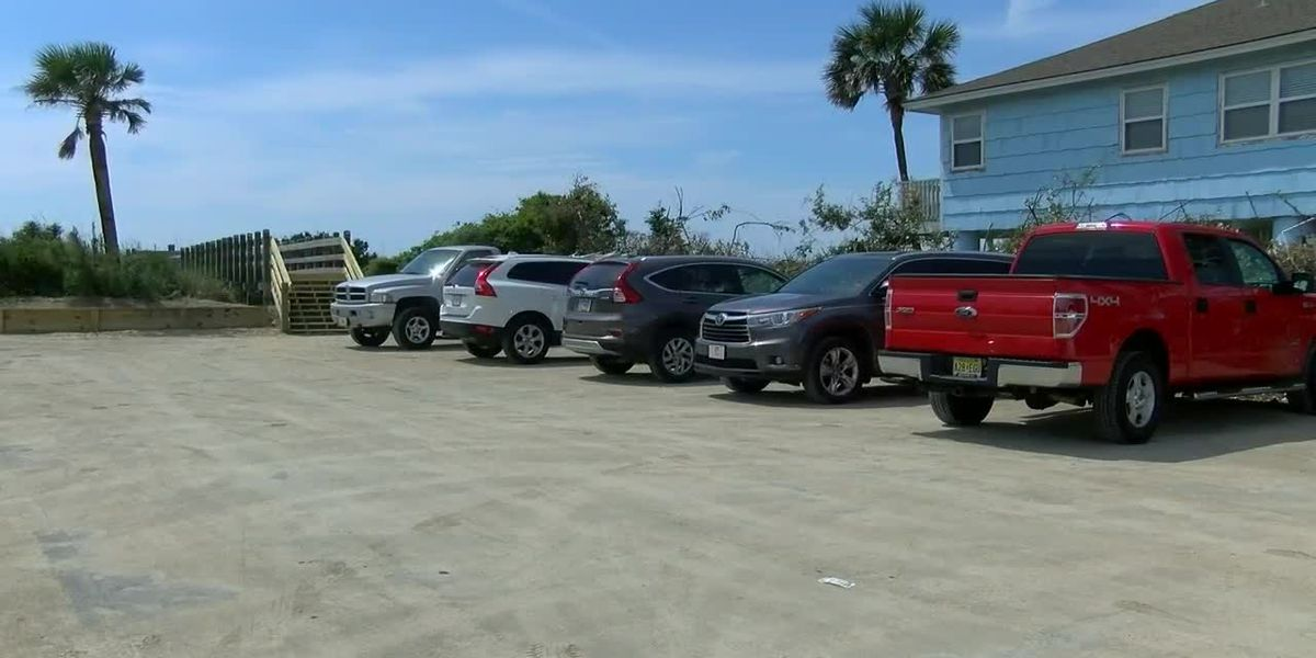 NMB Parking Changes Update