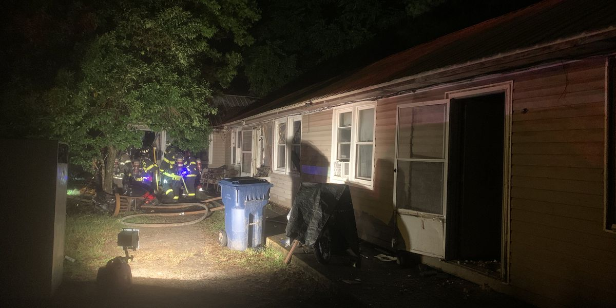 Crews called to early-morning Myrtle Beach house fire