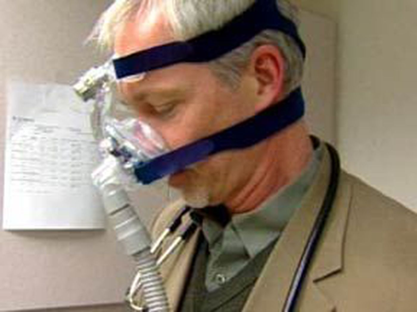 Treating Sleep Apnea Can Lead To Weight Loss