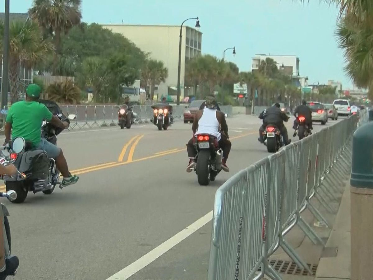 City of Myrtle Beach will not use traffic loop for Memorial Day Weekend