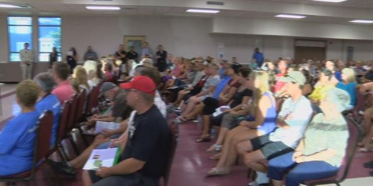 Second community meeting addressing heroin issues in the works