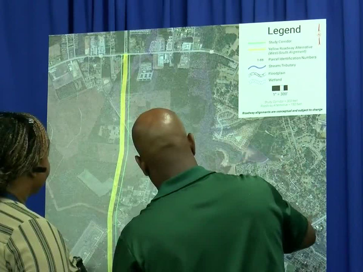 Conway residents sound off on proposed road connecting highways 378, 701