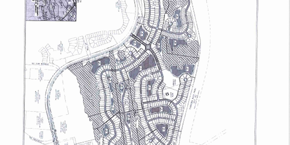 New neighborhood proposed for Carolina Forest