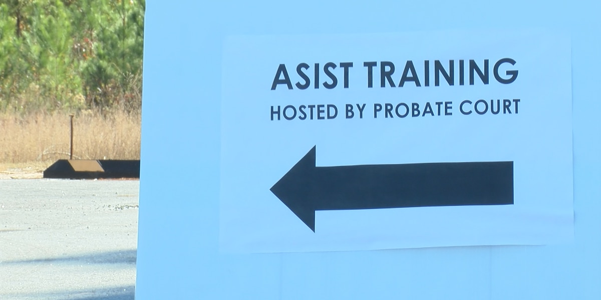 High demand for suicide intervention training workshops in SC