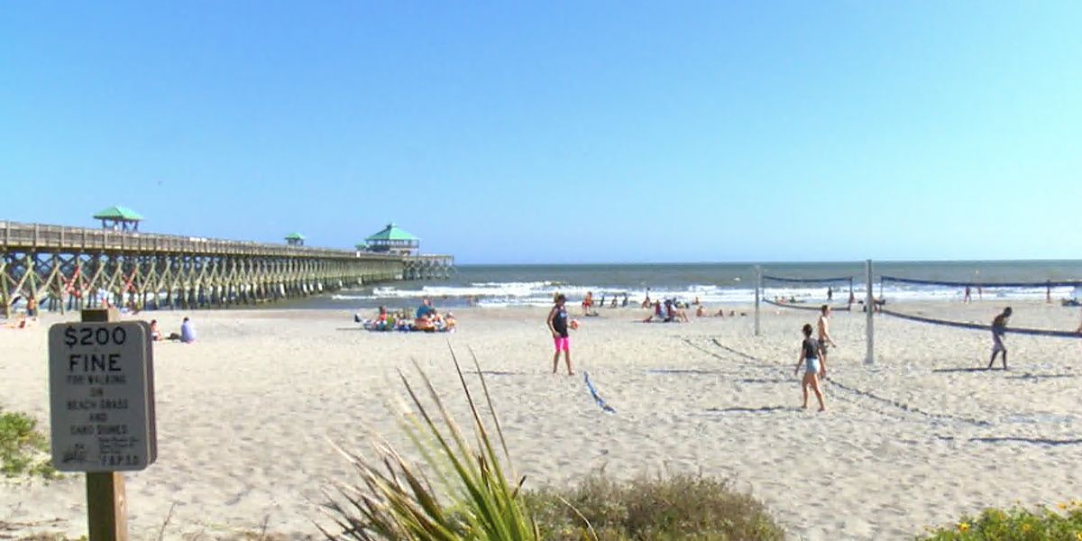 City Of Folly Beach Lifts Restrictions