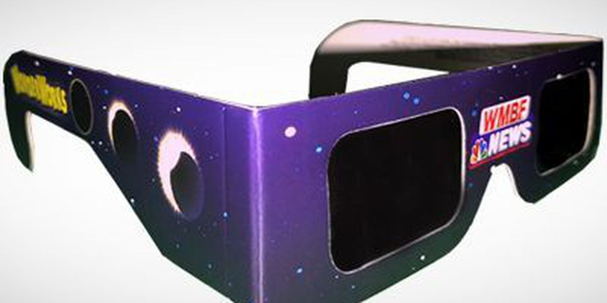 FIRST ALERT: WMBF News eclipse glasses are now gone