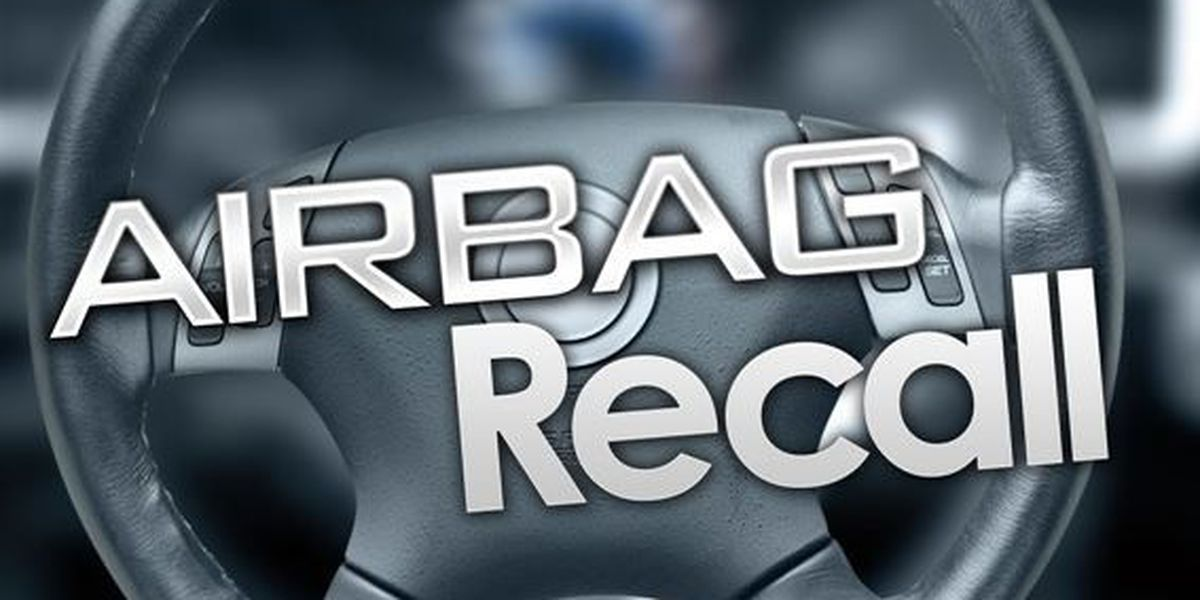 Takata airbag recall affects SC residents specifically