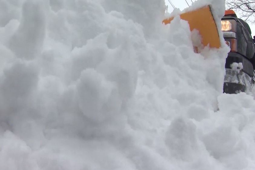 Snow, ice expected to affect 90 million in US