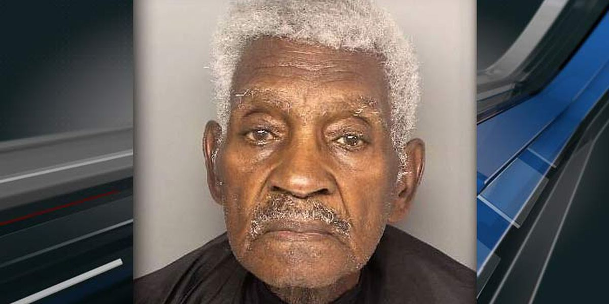 Police arrest 86-year-old man in S.C. bank robbery