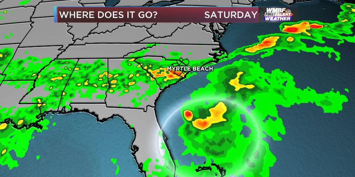 FIRST ALERT: Downpours at times, a cold front and the tropics