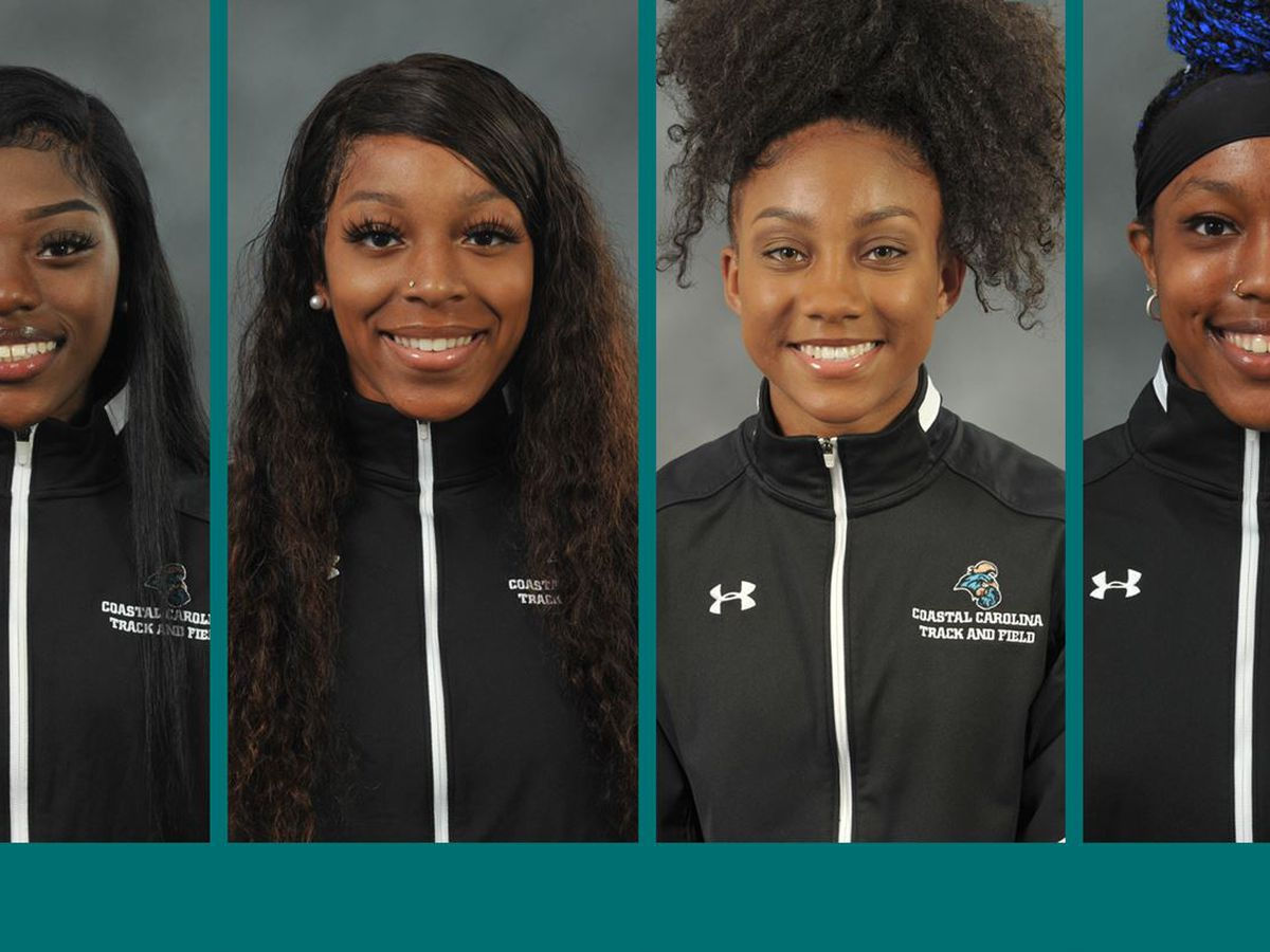 Chanticleers race to three wins on Saturday