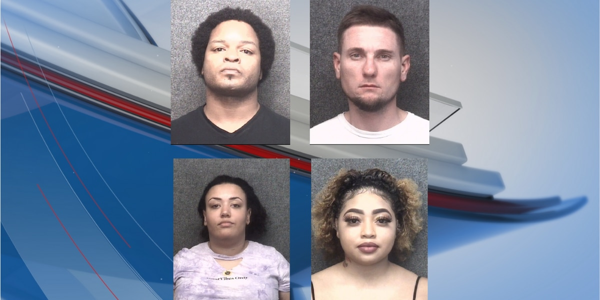 Police: 4 charged, staff attempted to clean up scene of fatal shooting at Myrtle Beach bar