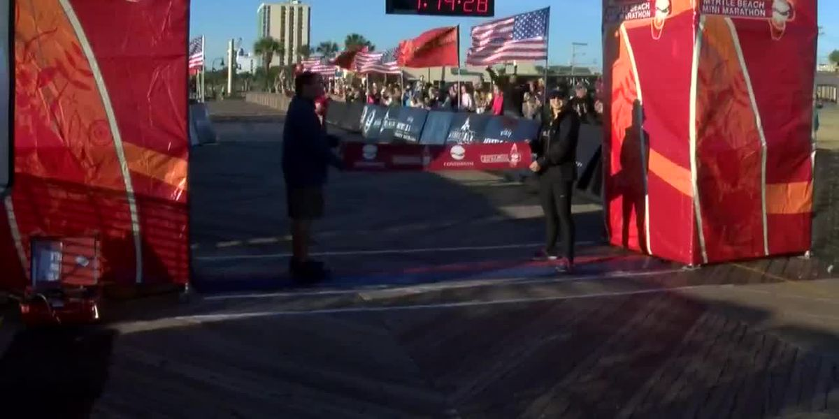 Myrtle Beach Mini Marathon cleared to proceed in October