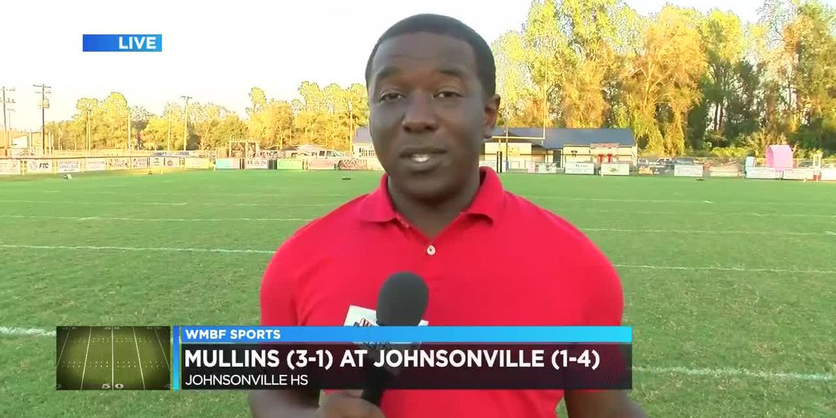 Johnsonville takes on Mullins in Friday night football
