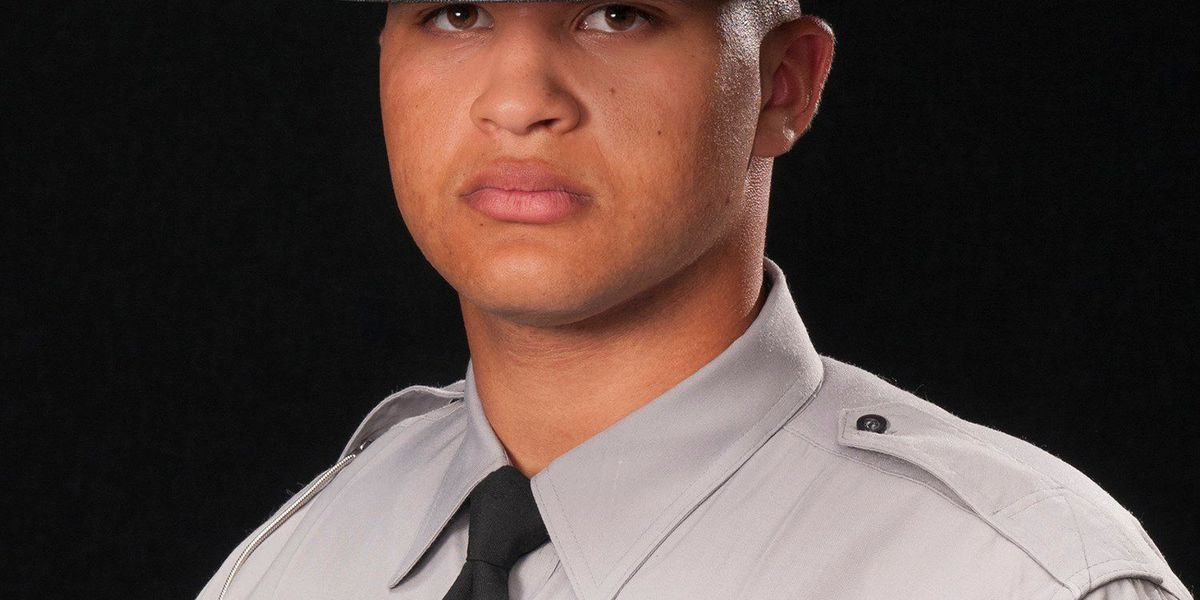 Cadet from Robeson Co. graduates to become NC Highway Patrol trooper