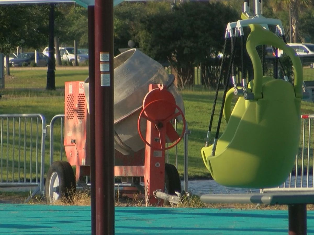 City of Conway's inclusive playground committee meets for the first time to discuss future plans