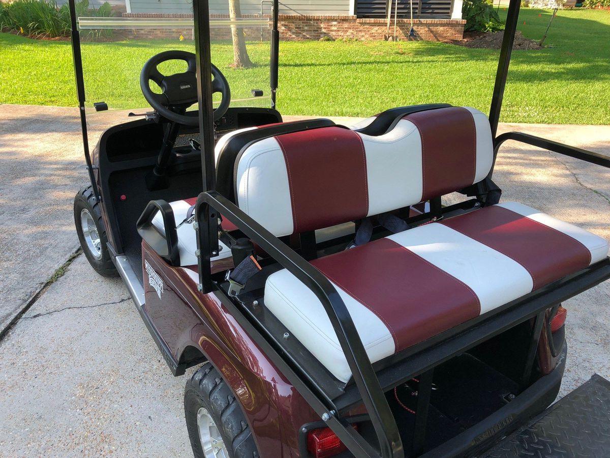 Local lawmaker sponsors bill allowing nighttime golf cart driving