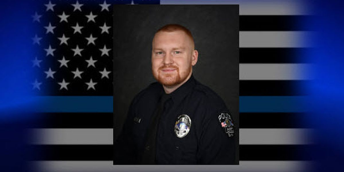 'He will truly be missed by all.' 25-year-old Concord officer killed, another injured in shooting