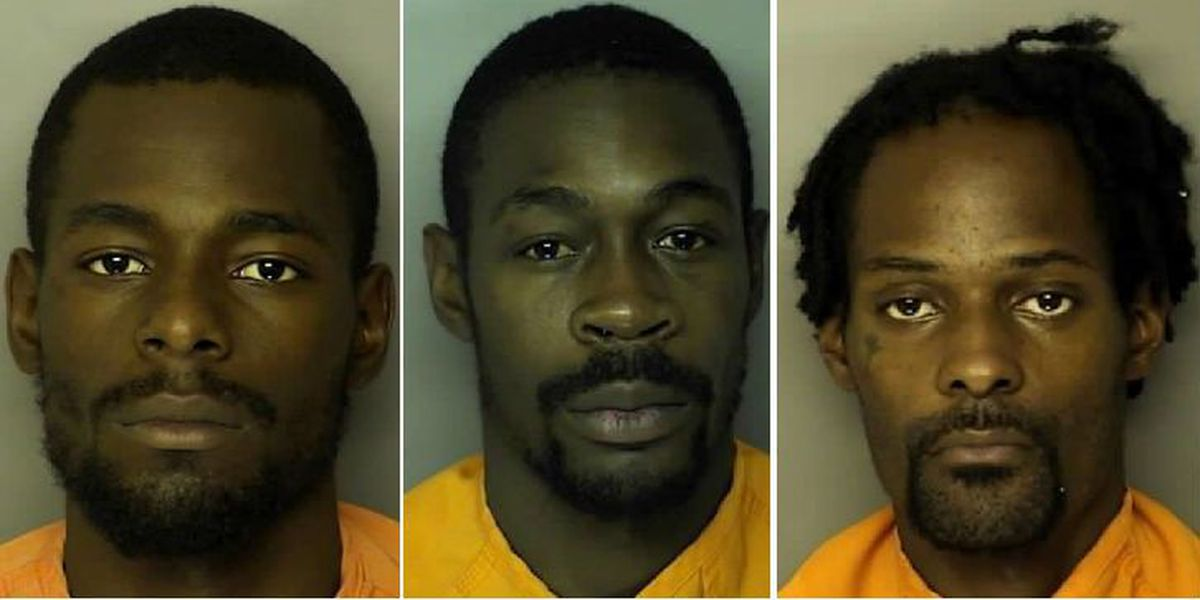 Three more men land on 'Horry County's Most Wanted' list