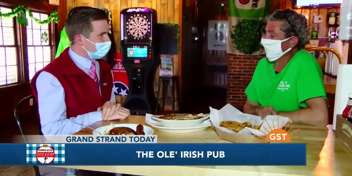 Dining with Dockery: The Ole' Irish Pub