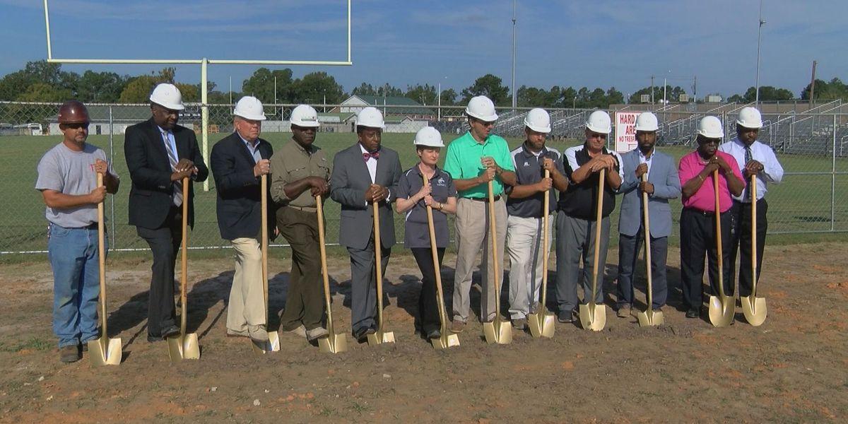 Lamar High School upgrading athletic facilities