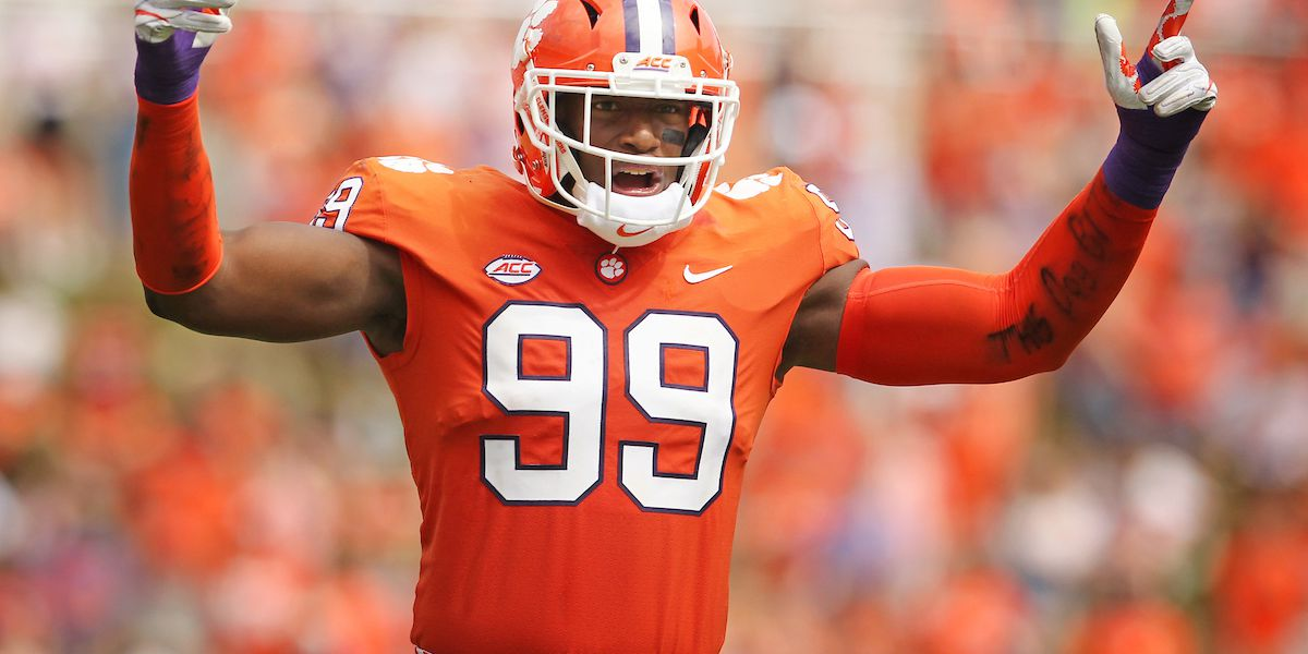 Clemson Finishes 2019 NFL Draft With Six Total Selections