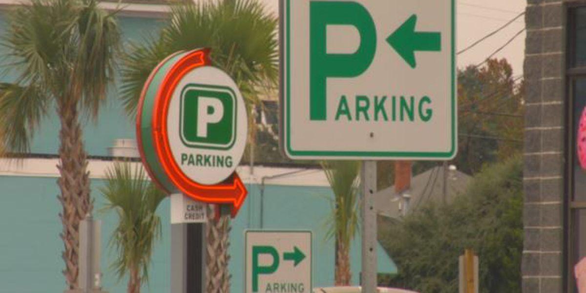 Myrtle Beach parking meter season ends