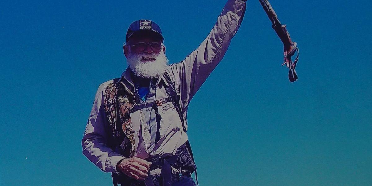 75-year-old North Myrtle Beach man hikes entire Appalachian Trail