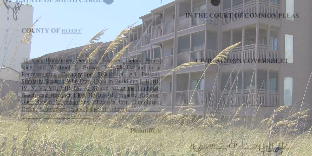 WMBF INVESTIGATES: HOA lawsuit complicates condo sales